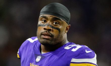 Vikings Defensive End Everson Griffen Released a Statement Following Mental Health Evaluation