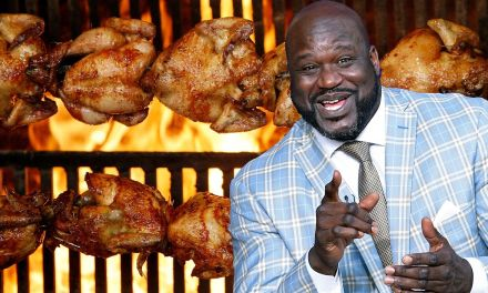 Shaquille O' Neal Drops Big Chicken Shaq Preview