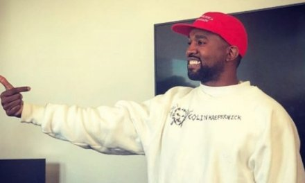 Kanye West Supports Colin Kaepernick and Donald Trump