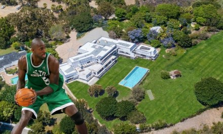 Kevin Garnett Puts Mid-Construction Compound in Malibu on Market
