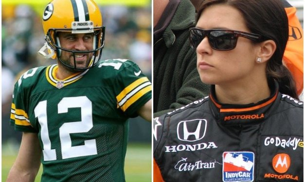 Danica Patrick Explains what It's Like Rooting for the Green Bay Packers