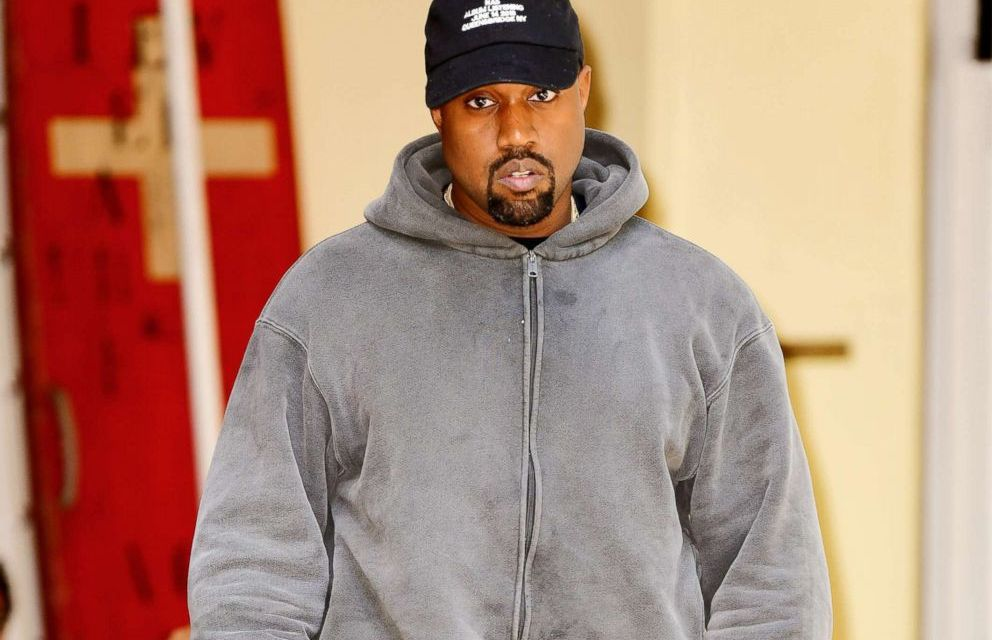 Kanye West's New basketball Sneaker may Be Banned by the NBA