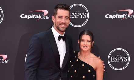 Danica Patrick Talks about Aaron Rodgers' Honesty and Reliability