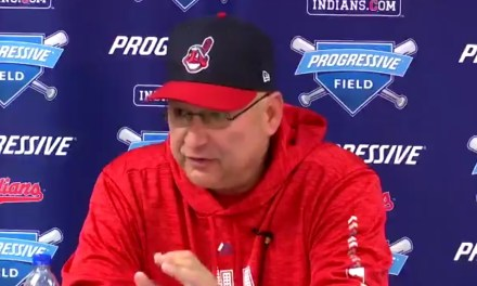 Terry Francona Cracked Himself Up When Asked About the Difference Between a Five and Seven Game Series