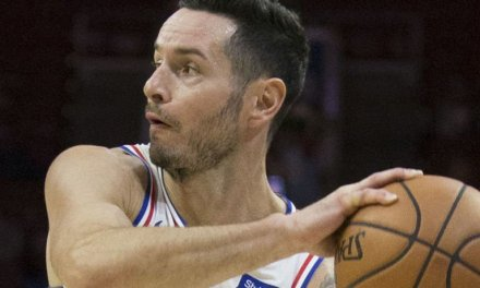 Chinese Fans Booed JJ Redick Every Time he Touched the Ball