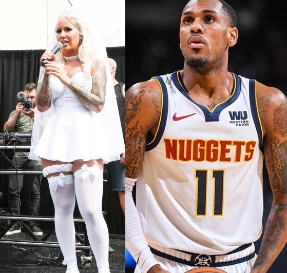 Monte Morris and Amber Rose Have Broken Up