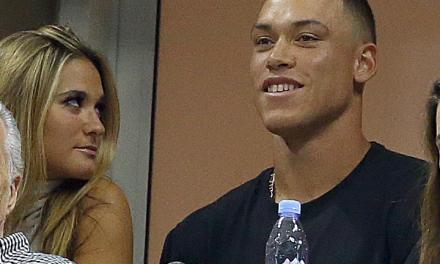 Aaron Judge's Ex Jen Flaum Trying to Shape Stories about Him?