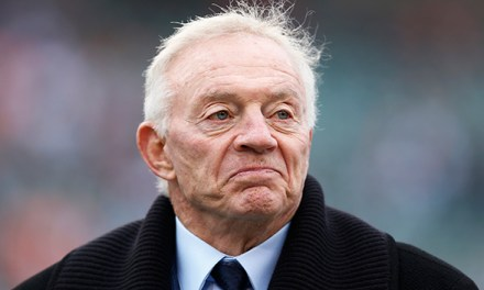 Jerry Jones Takes Shot At Dez Bryant By Saying Cowboys Haven't Had No. 1 WR in Years