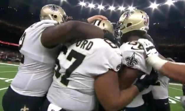 Drew Brees Becomes the NFL's All-Time Passer