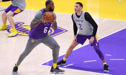 Lonzo Ball and LeBron James to Play Together For the First Time
