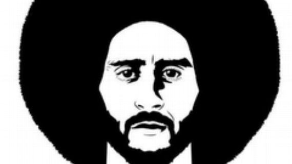 Colin Kaepernick Files to Trademark Image of his Head