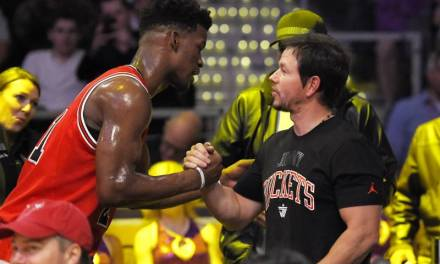 Mark Wahlberg to Blame for Jimmy Butler's Oversized Ego?