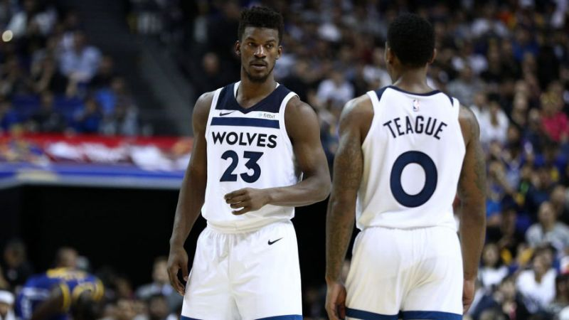 Jeff Teague Called Timberwolves' players-only Meeting Fake News