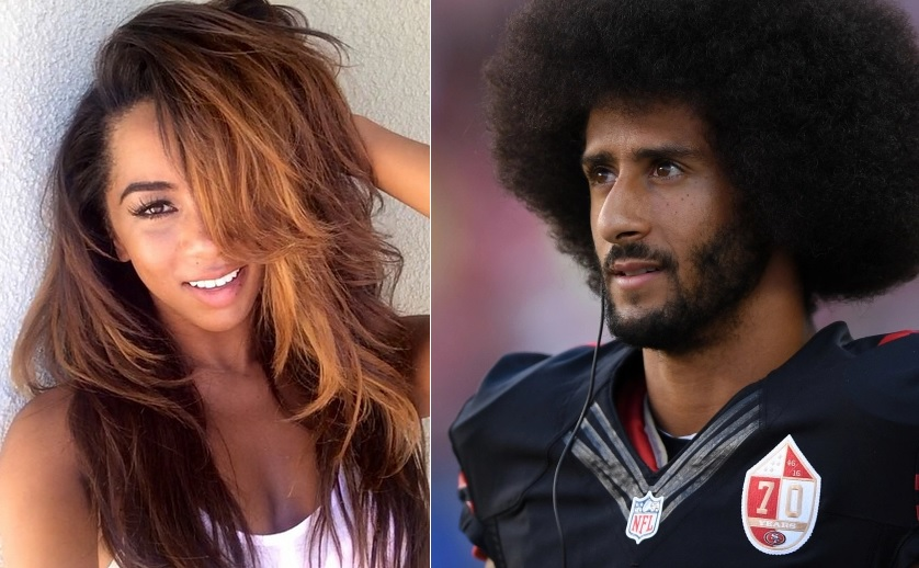 Instagram Model Brittany Renner Releases Book Talking About Her Relationship with Colin Kaepernick