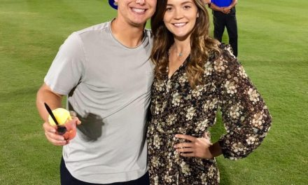 Joc Pederson and Wife Kelsey Welcome Baby Girl
