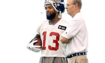 Giants Owner John Mara Says OBJ Should Play More and Talk Less