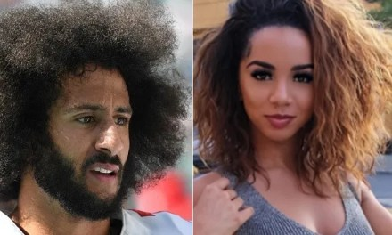 Brittany Renner Details Sexual Encounters with Colin Kaepernick in her new Book