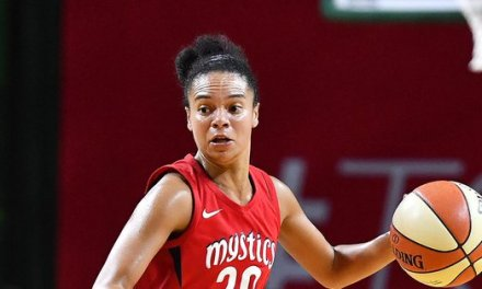 WNBA Star Kristi Toliver Hired by Wizards as Assistant