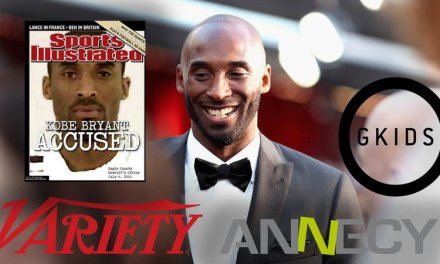Kobe Bryant Dropped From Animation Festival Jury Over Previous Rape Allegations