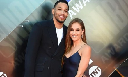 Rachel DeMita Wishes Boyfriend Andre Roberson A Happy Healthy Season