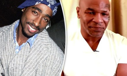Mike Tyson Sheds Tears While Recalling Last Interaction with 2Pac
