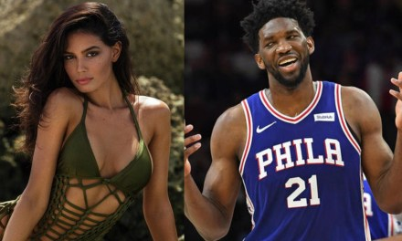 Anne De Paula Confirms Relationship with Joel Embiid