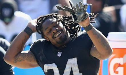 Marshawn Lynch Could End Up on IR with Groin Injury