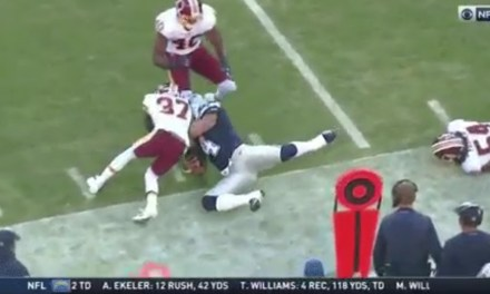 Tony Romo Diagnosed Dak Prescott with a Concussion after He Took a Huge Hit to the Head