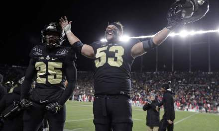 Ohio State Was Blown Out by Purdue on Saturday