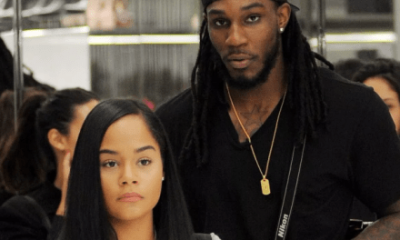 Jae Crowder's Baby Momma Caught Him Cheating Again, Put the Side Chick on Blast and Claims to Have Receipts on Cavs Players