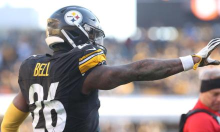 Le'Veon Bell Still Hasn't Reported to the Steelers