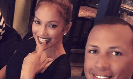 Alex Rodriguez and Jennifer Lopez Dine and Dash in Beverly Hills