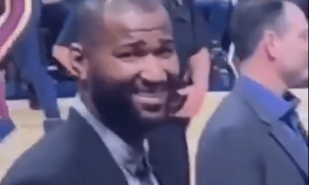 DeMarcus Cousins Laughs Off Cavs Fan Telling Him He Ruined the NBA by Signing with the Warriors