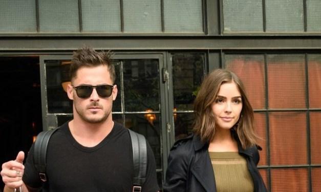 Danny Amendola and Girlfriend Olivia Culpo Hit Miami Beach