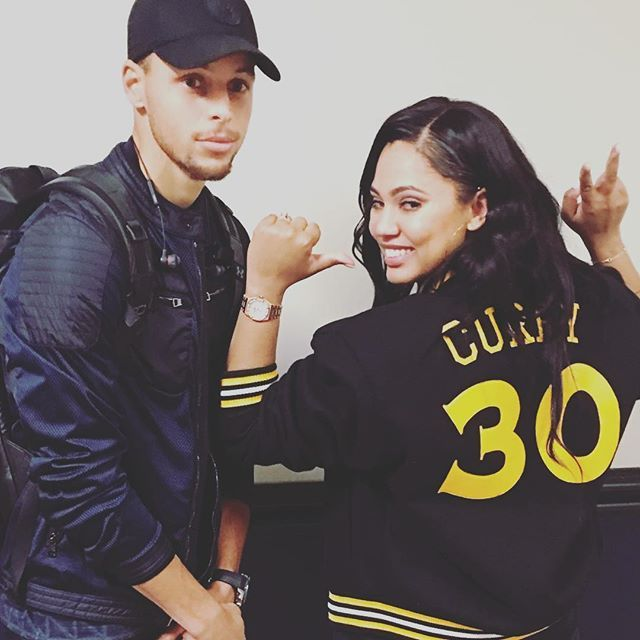 GoDaddy Hires Steph Curry's Wife Ayesha Curry As New Spokesperson