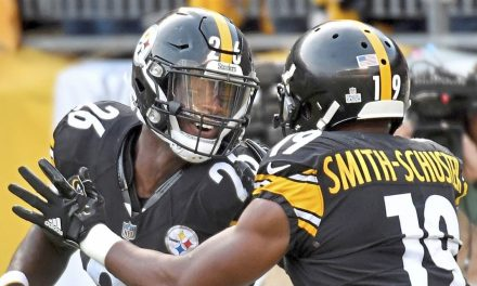 JuJu Smith-Schuster Bought Lottery Tickets in a Failed Attempt to Get Le'Veon Bell Back