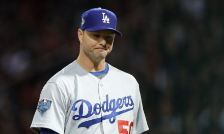 Dodgers Reliever Ryan Madson Blows Game 4 of the World Series