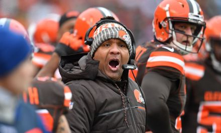 Baker Mayfield Isn't Going to Miss Fired Head Coach Hue Jackson