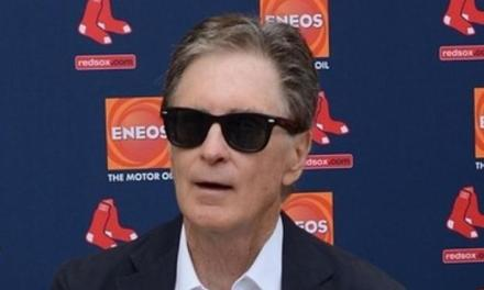 Red Sox Owner Thinks Team will Visit the White House if Invited
