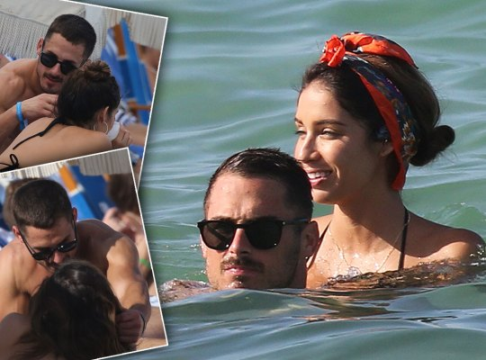 Danny Amendola's Girl at The Beach Identified as Sports Reporter Bianca Peters
