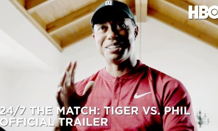 Tiger-Phil Showdown Will Be on HBO's 24/7