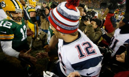 Tom Brady Says Aaron Rodgers Motivates him to be Better QB