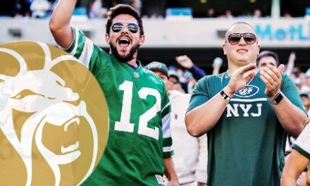 New York Jets Announce Partnership With MGM Resorts