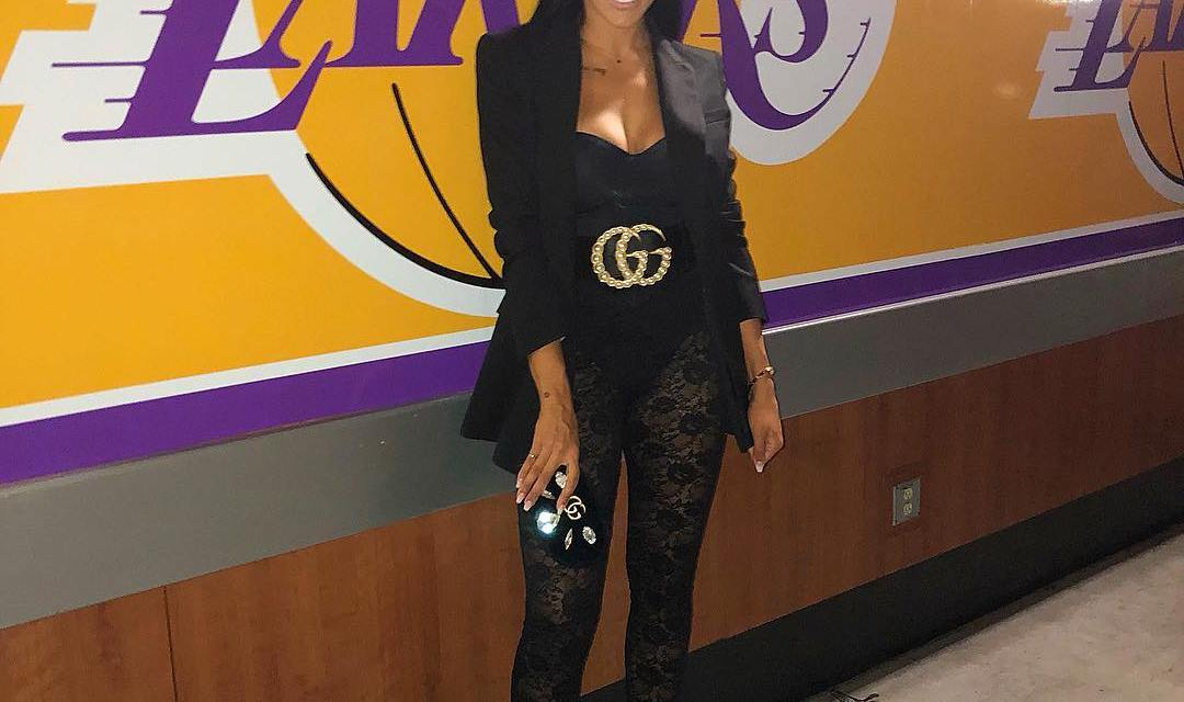 Lakers Wife McKenzie Caldwell Pope Sets the Record Straight About Her Age