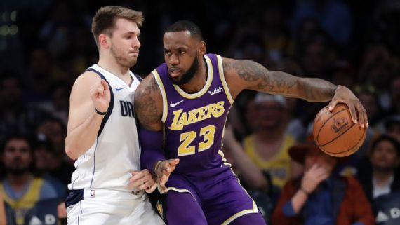 Luka Doncic Thrilled to get idol LeBron's Signed Jersey