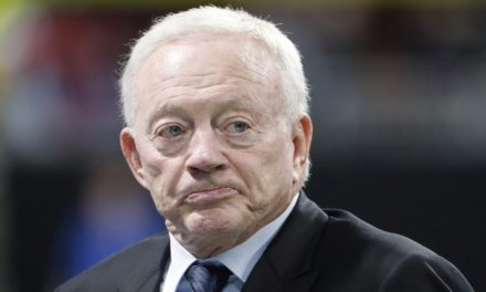"Jerry Jones Holding a Press Conference on Friday to Address a ""Football Related Matter"""