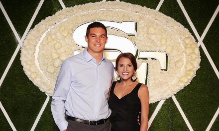Meet Nick Mullens Wife Haleigh Mullens