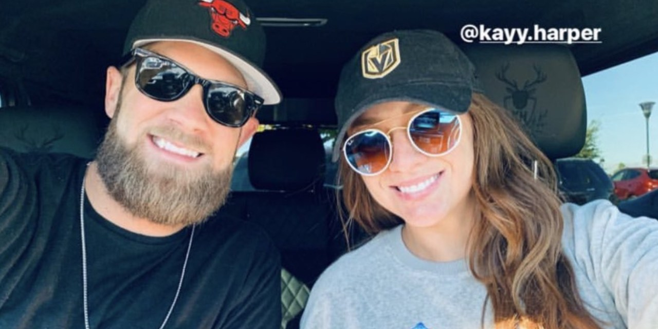 Bryce Harper Reignites Cubs Rumors with a Chicago Bulls Hat