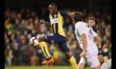 Usain Bolt's Career as a Footballer in Australia Has Come to an End