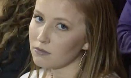 The LSU Death Stare Girl Has Been Identified